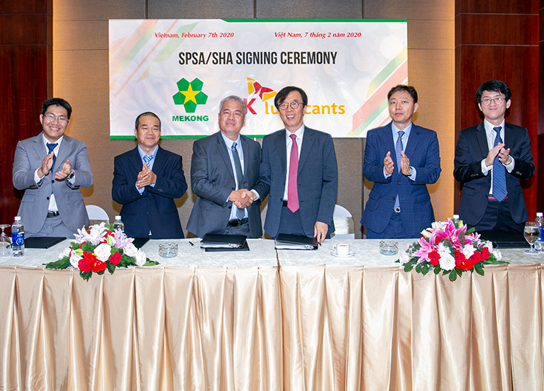 SK Lubricants Advances into the ASEAN Market with an Innovative Business Model