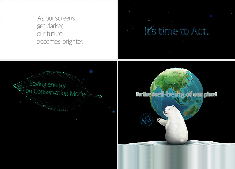 "SK Innovation launched new ad campaign: ""It's time to Act!"" – Conservation mode"