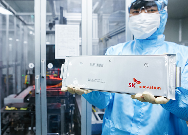 The 40 years of SK Innovation\'s battery development history ① Early stage (1982 – 1993)