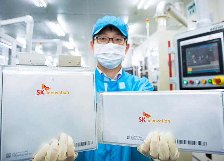 The 40 years of SK Innovation's battery development history ③ Recent stage (2006 – 2016)
