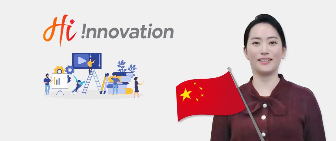 """Shen Jing Yuan, SK Global Chemical Shanghai: """"More than a working place, we can have diversified experiences at our company."""""""