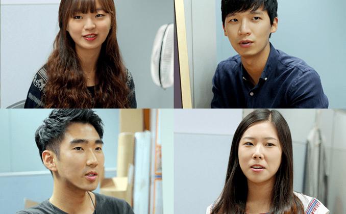 SK이노베이션 Idea Festival 결선팀 인터뷰5 – After coffee팀