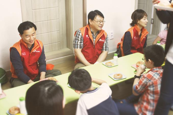 SK이노베이션 사회공헌, 행복꽃동산 프로젝트