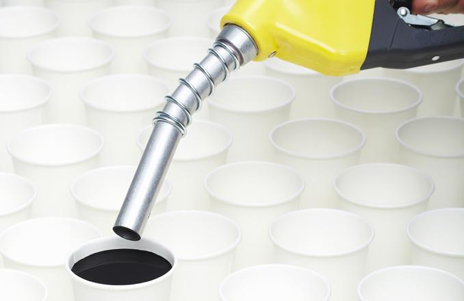 SK이노베이션이 살펴본 국제유가와 국내기름값