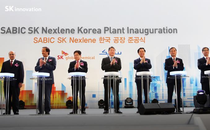 SK종합화학 넥슬렌, 세계시장 도약 준비 완료!