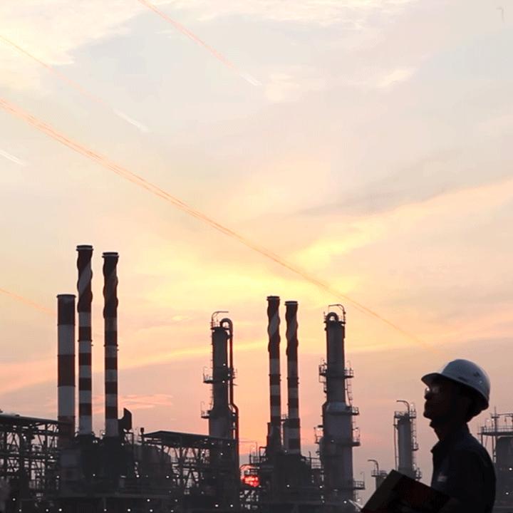 대한민국에서 세계로, 에너지∙화학의 큰 그림을 그립니다. 글로벌 에너지 화학 기업, SK이노베이션