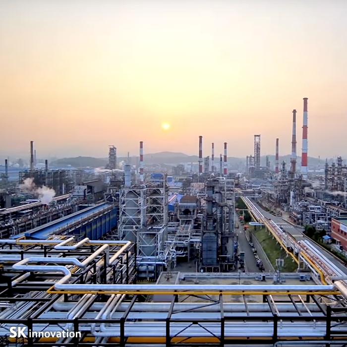 대한민국 정유∙석유화학산업의 중심, SK 울산Complex를 가다