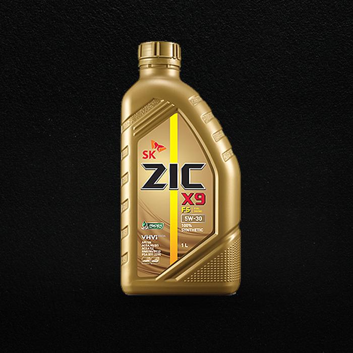 SK루브리컨츠, 연비 개선에 특화된 'SK ZIC X9 FS' 출시