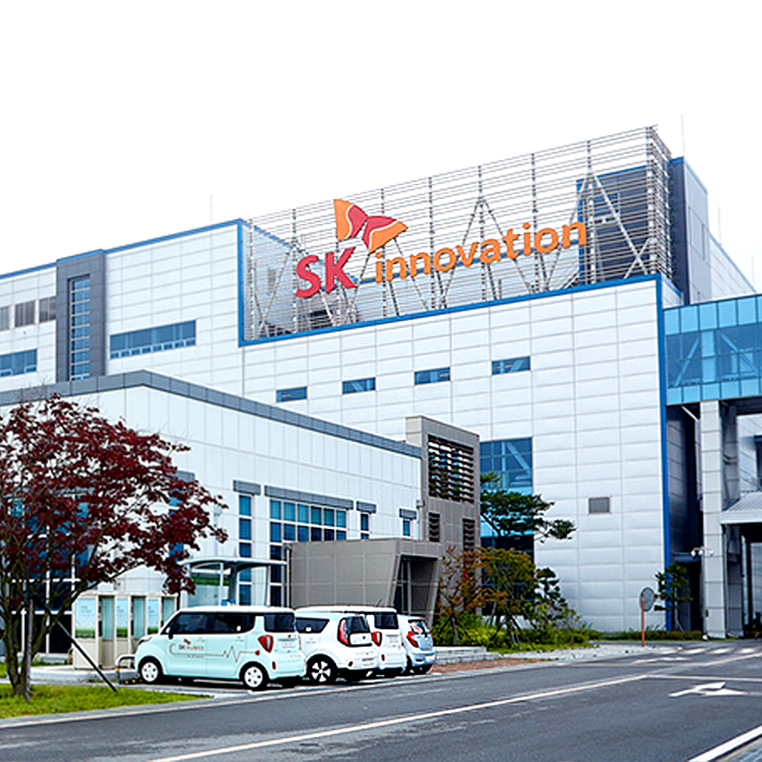 중국 최대 경제 일간지  SK이노베이션 서산 배터리 공장을 찾다!