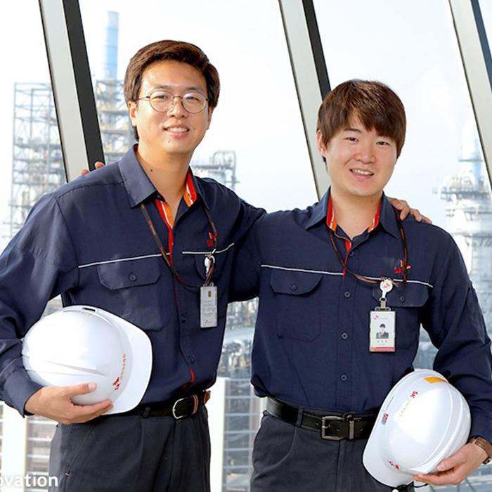 인재사관학교 'SK인천석유화학'의 엔지니어를 만나다!