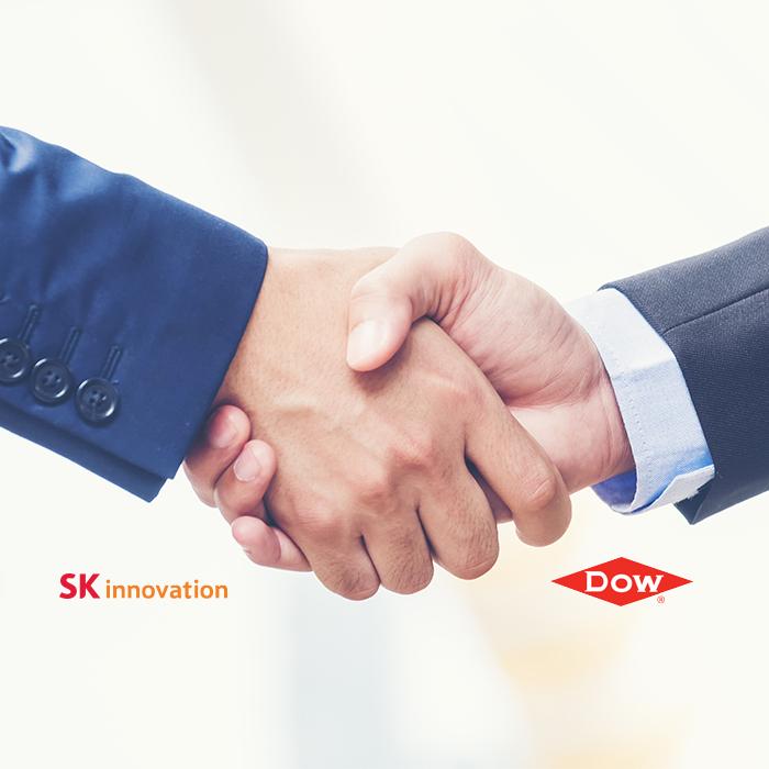 """SK이노베이션, 화학사업에서 두 번째 M&A """"딥 체인지 가속화"""" - 자회사 SK종합화학 통해 美 다우社 의 '고부가 패키징 PVDC 사업' 인수"""