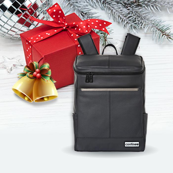 '컨티뉴(CONTINEW)' 가방으로 준비하는 그뤠잇 크리스마스 선물! 방탄소년단 RM, 강호동, 김생민이 선택한 '컨티뉴 백팩'