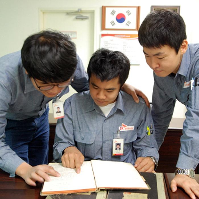 대한민국 에너지 산업 초기의 심장박동소리