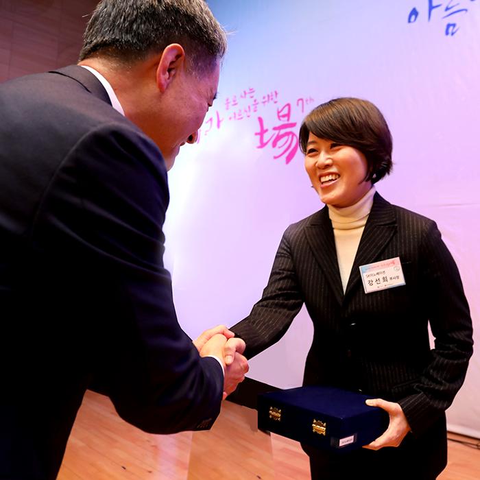 SK이노베이션, '자원봉사 통한 사회적 가치 창출'을 인정 받다 - 대통령 표창 이어 보건복지부 장관 표창까지 수상!