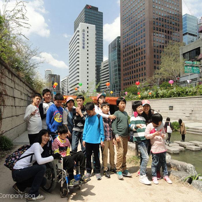 어린이들에게 서울을 선물하다