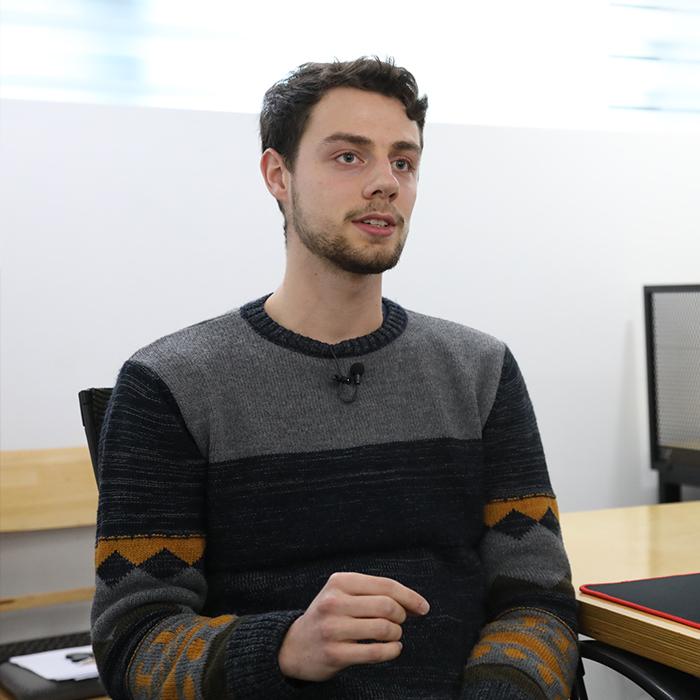 2018 SK이노베이션 기업PR 캠페인의 콜라보레이션 아티스트, 마테오 아콘디스(Matteo Archondis)를 만나다!