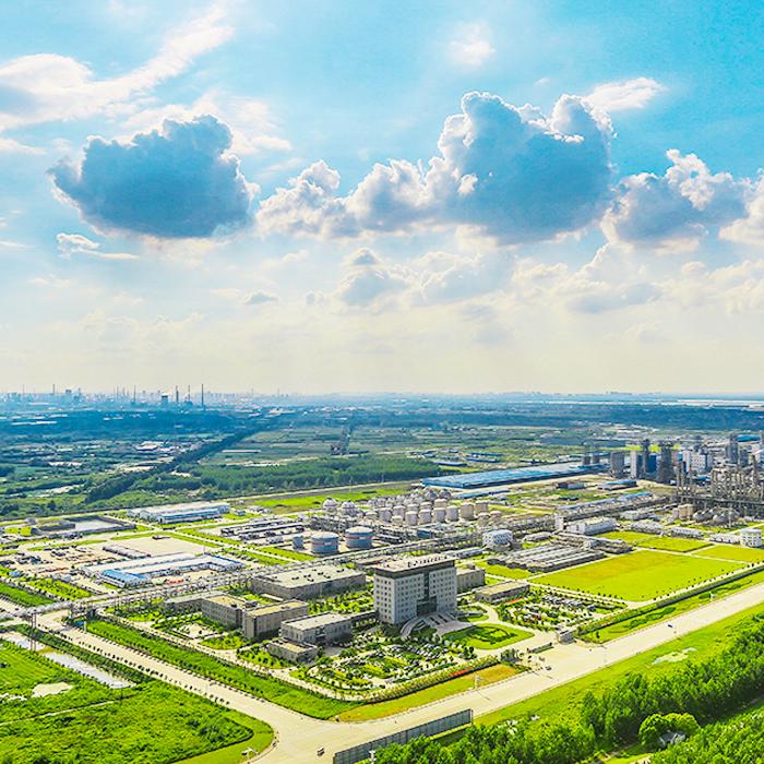 韓-中 최대 석유화학 프로젝트 중한석화, '중국 내 대표 화학설비로 우뚝 선다'