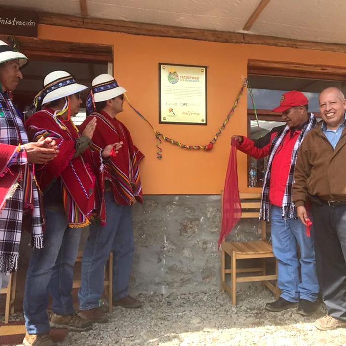 페루 농촌마을 자립형 사회적 기업 '야차이와시'의 우수성 인정, 3호점 개설