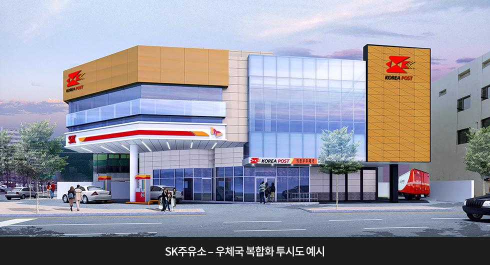 SK에너지&우정사업본부