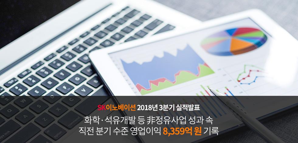 SK이노베이션 2018년 3분기 실적발표
