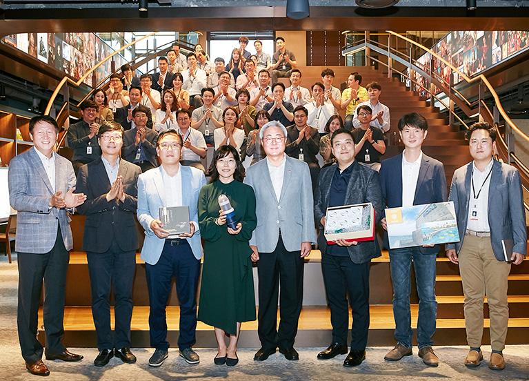 SK이노베이션, 파력발전 소셜벤처 지원 나서 '눈길' - 친환경 소셜벤처 인진에 마중물 투자
