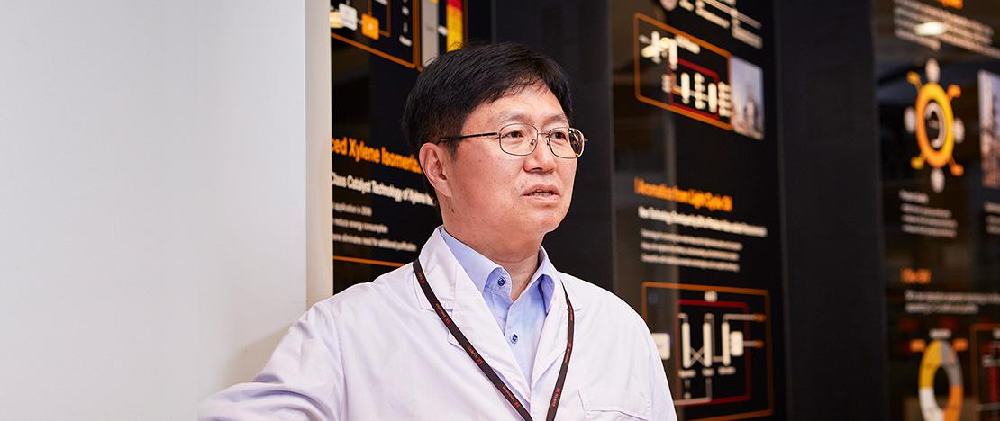 [기획] SKinno News 릴레이 인터뷰 시즌2 – ② SK이노베이션 이성준 기술혁신연구원장