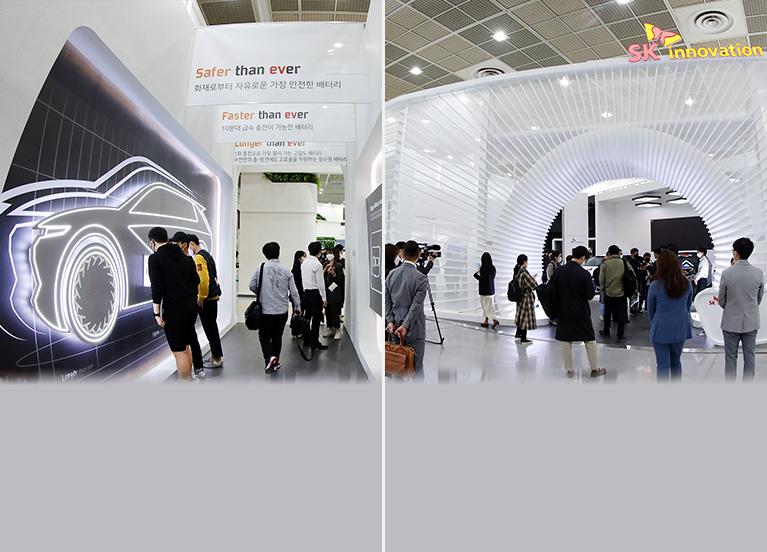 """""""기술도 안전도 세계 최고!""""  - 인터배터리 2020에서 빛난 SK이노베이션 배터리"""
