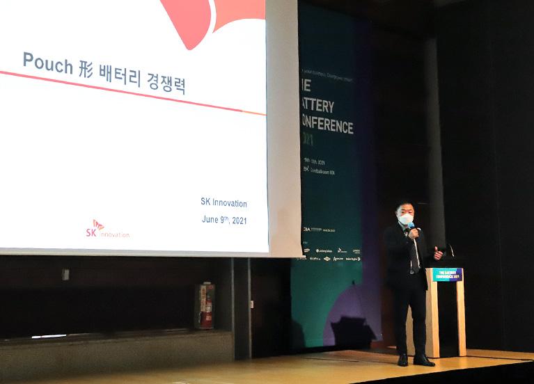 """""""안전성이 미래 배터리 시장을 좌우한다"""" - '더 배터리 컨퍼런스 2021'서 만난 SK이노베이션 이존하 Battery개발센터장"""